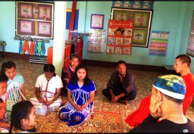 เตรียมความพร้อมในการพัฒนาอาศรมต้นแบบการเรียนรู้ในการนำหลักคำสอนมาใช้ในการแก้ปัญหาในชุมชน